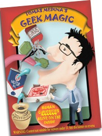 Tomas Medina - Geek Magic