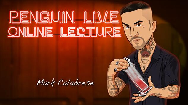Mark Calabrese Penguin Live Online Lecture 2