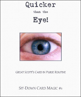 Scott F. Guinn - Quicker Than The Eye!