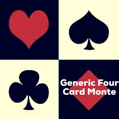 Dave Arch - Generic Four Card Monte