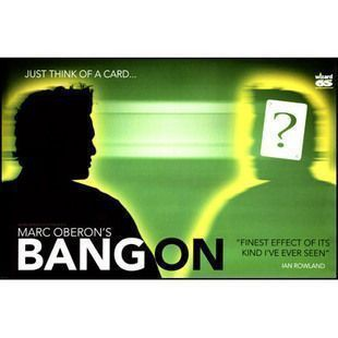Mark Oberon - Bang On
