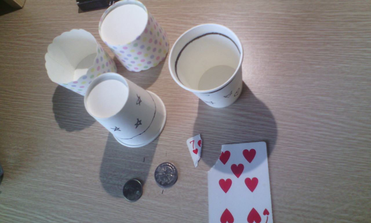 Rua` - Magic Heart team - Papercup