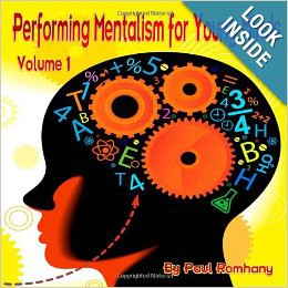 Paul Romhany - Performing Mentalism for Young Minds - Vol 1