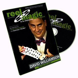 Reel Magic Episode 8 (David Williamson)