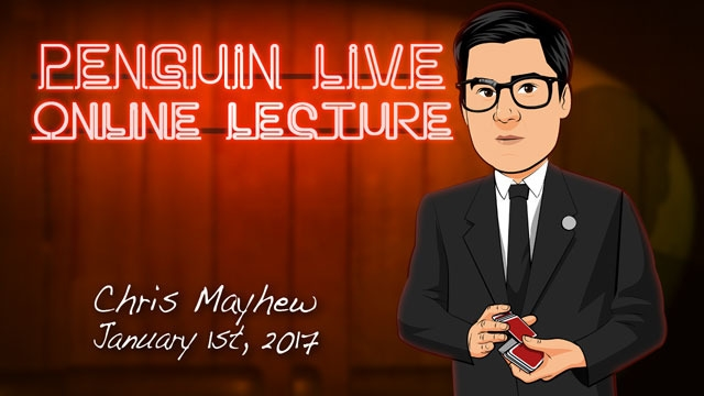 Chris Mayhew Penguin Live Online Lecture 2