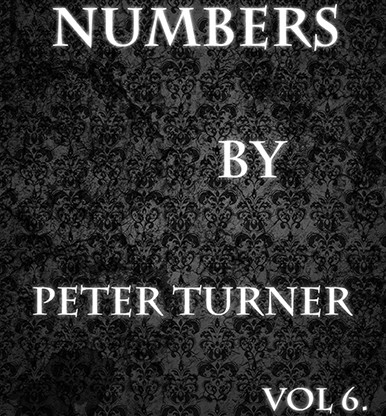 Peter Turner - Numbers (Vol 6)
