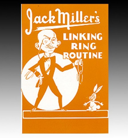 Jack Miller - Linking Rings Routine