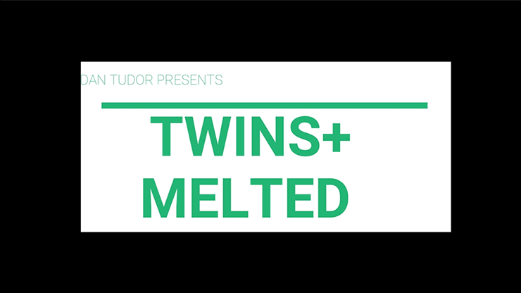 Dan Tudor - Twins + Melted
