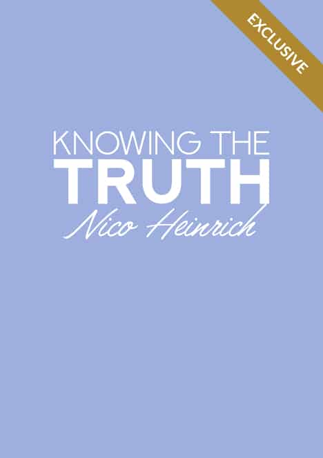 Nico Heinrich - Knowing The Truth