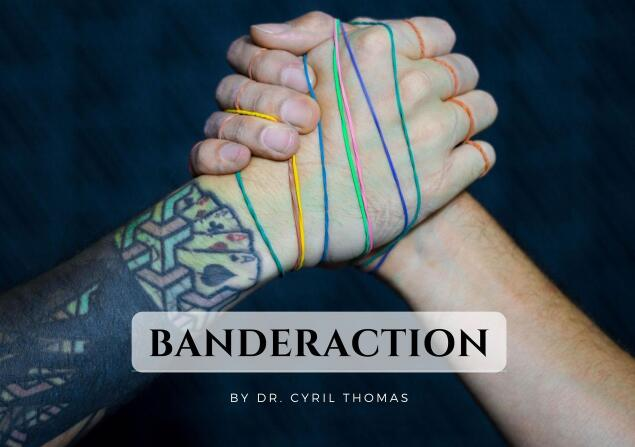 Dr. Cyril Thomas - Banderaction