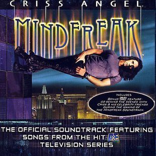 Criss Angel - Mindfreak The Official Soundtrack