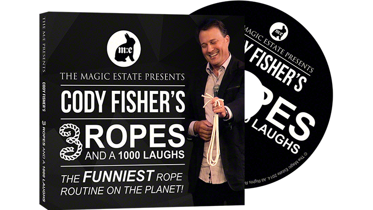 Cody Fisher - 3 Ropes and 1000 Laughs