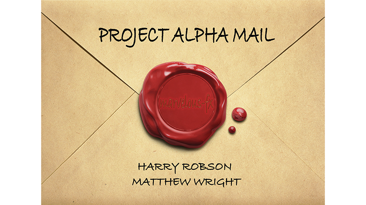 Harry Robson & Matthew Wright - Project Alpha Mail