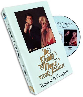 Greater Magic Video Library 21 - Tomsoni & Company