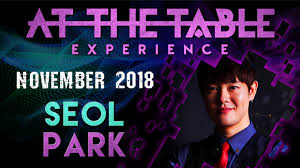At the Table Live Lecture Seol Park