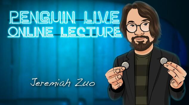 Jeremiah Zuo Penguin Live Online Lecture