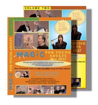 Magic for Young Adults Ages 10-17