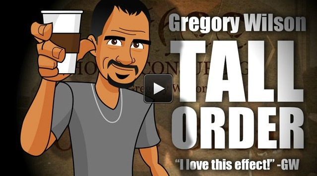 Gregory Wilson - Tall Order