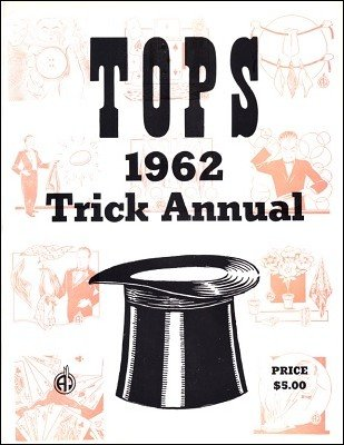 Neil Foster - Tops 1962 Trick Annual