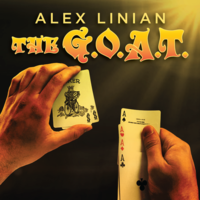 Alex Linian - The Goat (Greatest of All Transpositions)