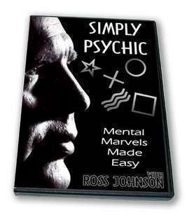 Ross Johnson - Simply Psychic