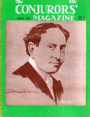 Walter Gibson - The New Conjurors' Magazine: Volume 5 (Mar 1949 - Sep 1949)