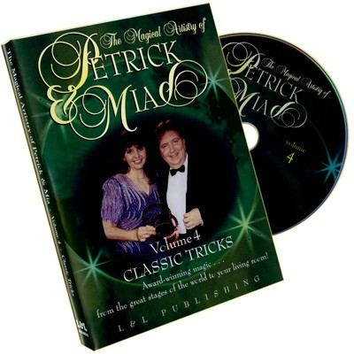 Petrick and Mia - Magical Artistry of Petrick and Mia Vol4