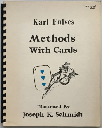 Karl Fulves - Methods With Cards - Part 3