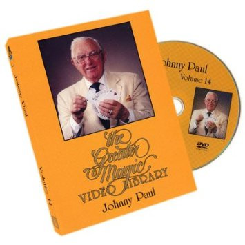 Greater Magic Video Library 14 - Johnny Paul 1