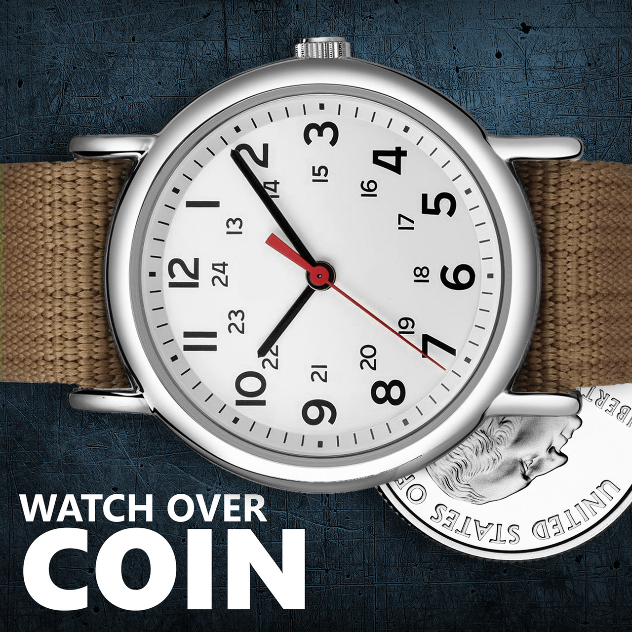 Gregory Wilson - Watch Over Coin