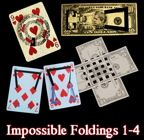 Impossible Foldings (1-4)
