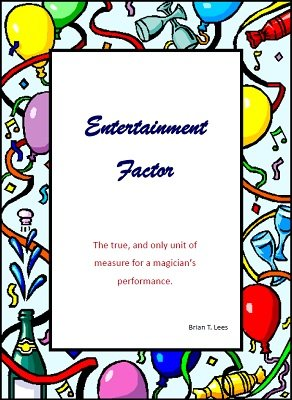 Brian T. Lees - Entertainment Factor