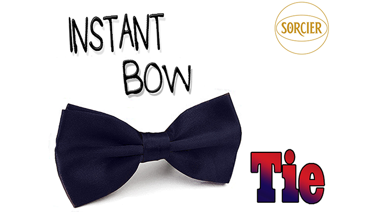 Sorcier Magic - Instant Bow Tie