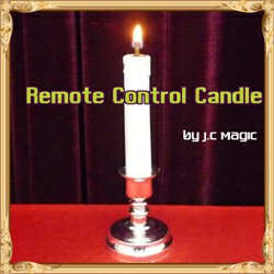 J.C Magic - Remote Control Candle