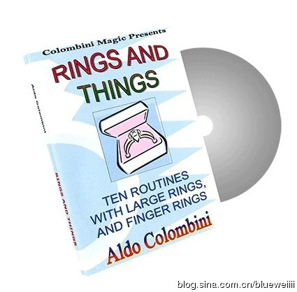 Aldo Colombini - Rings and Things