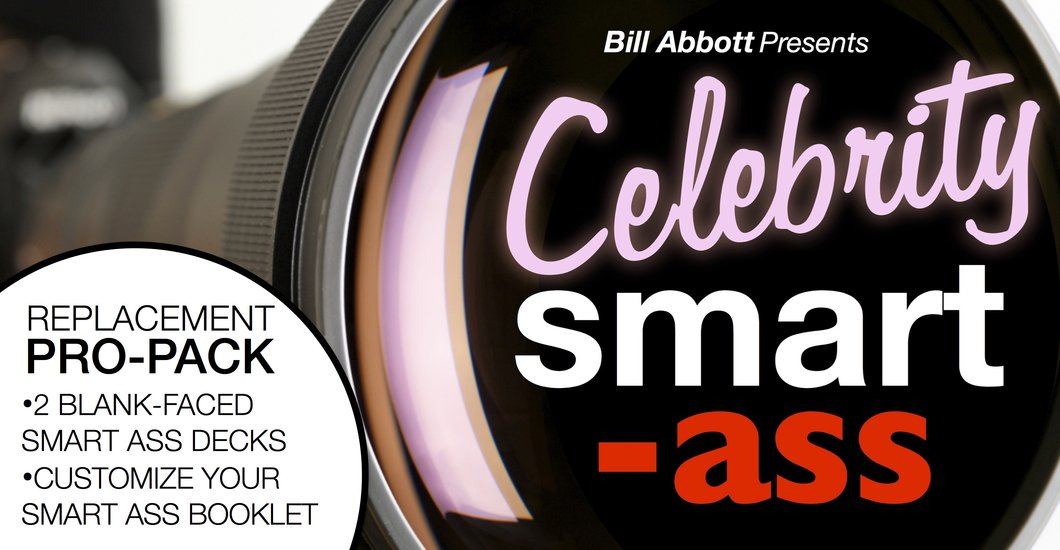 Bill Abbott - Celebrity Smart Ass