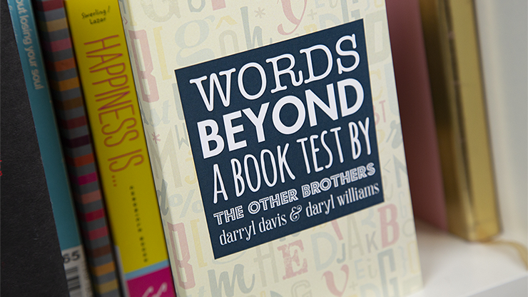 The Other Brothers - Words Beyond Book Test (video)