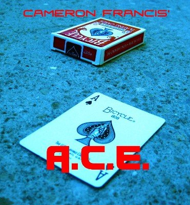 Cameron Francis - A.C.E. Anytime Card Extraction