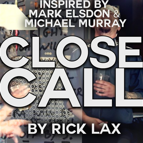 Rick Lax - Close Call