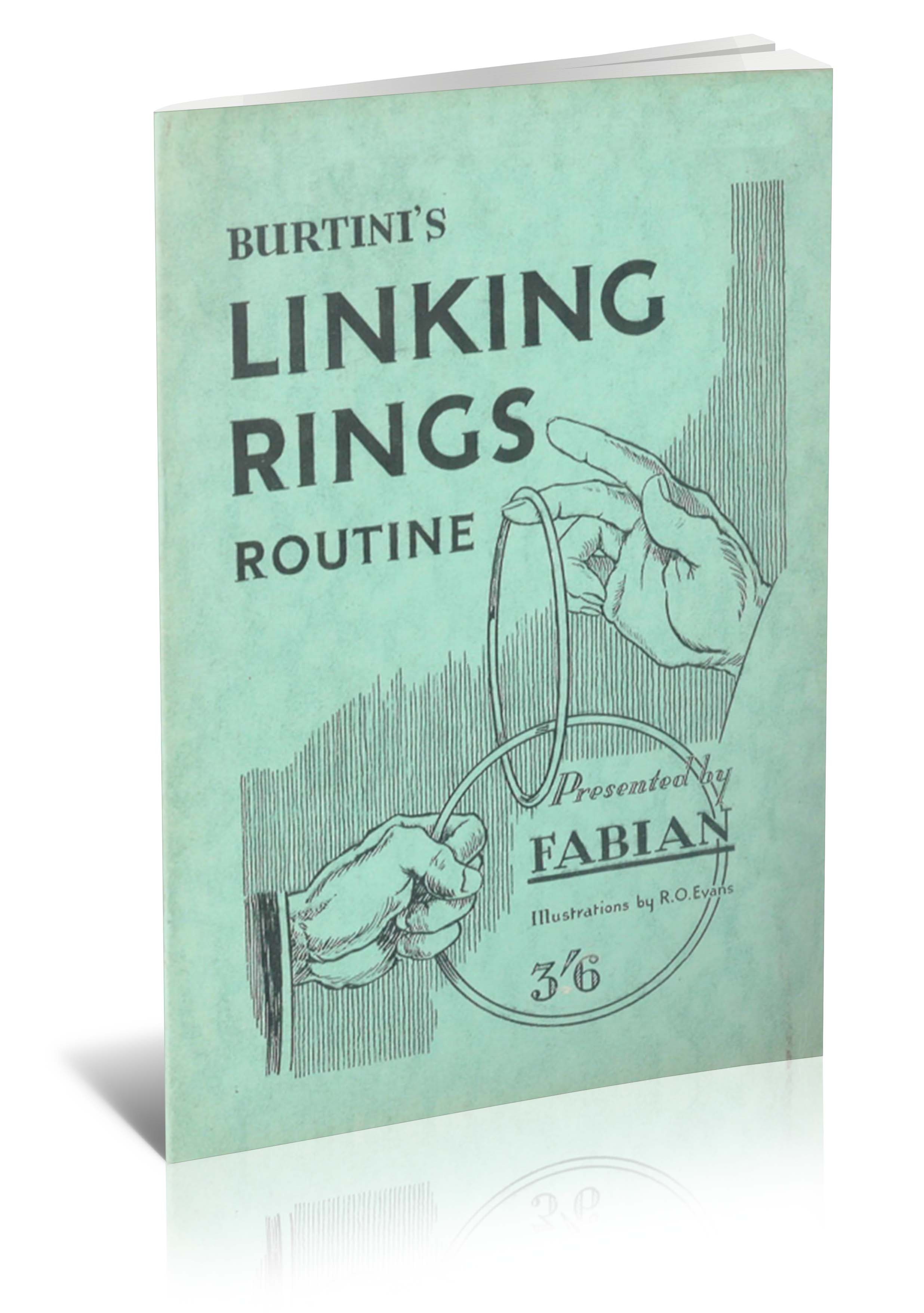 Fabian Burtini - Burtini's Linking Rings Routine (1947)