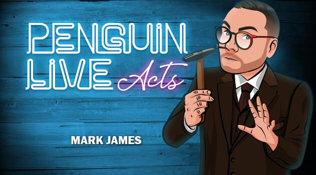 Mark James Penguin Live ACT