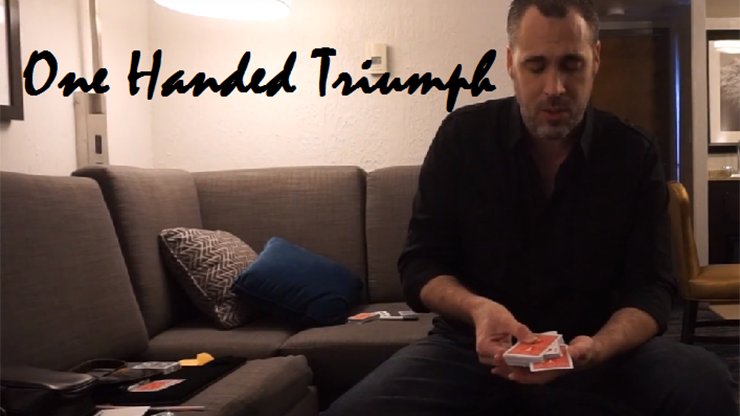 Justin Miller - One Handed Triumph