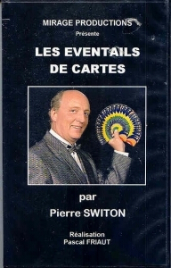 Pierre Switon - Les eventails de cartes