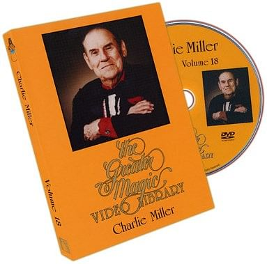 Greater Magic Video Library 18 - Charlie Miller 2