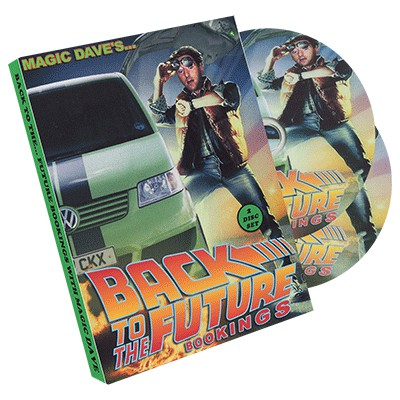 Dave Allen - Back to the Future Bookings