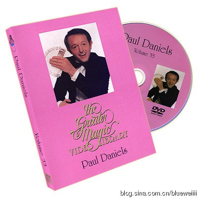 Greater Magic Video Library 33 - Paul Daniels