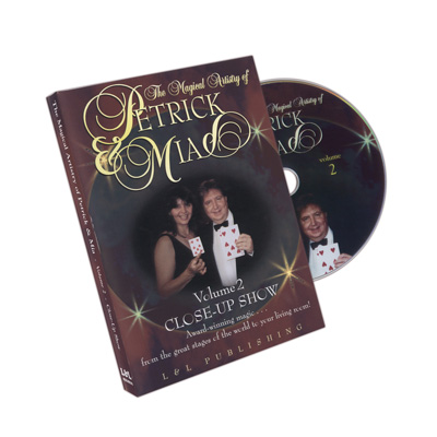 Petrick and Mia - Magical Artistry of Petrick and Mia Vol2