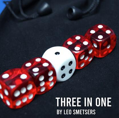 Leo Smetsers - 3 in 1