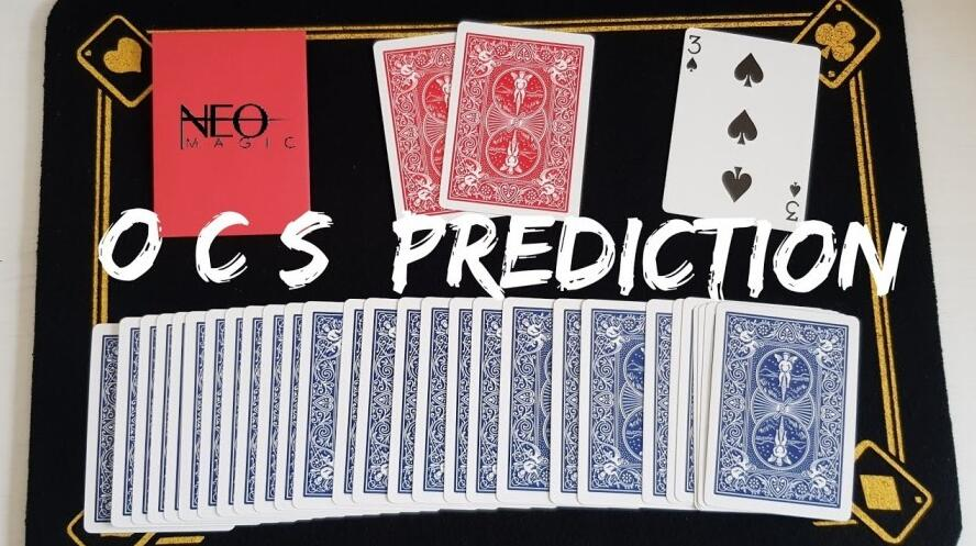 Vinny Sagoo - OCS Prediction