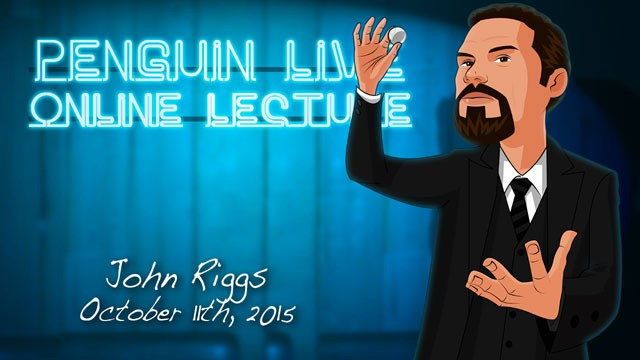 John Riggs Penguin Live Online Lecture